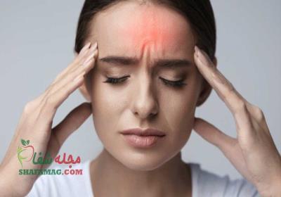 علائم سردرد
