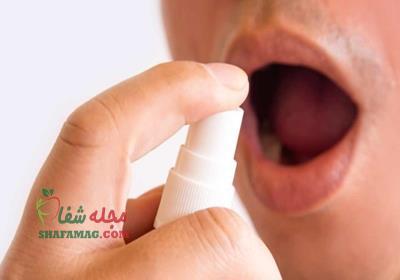 اسپری دهانی که مانع از نفوذ کرونا به ریه می شود