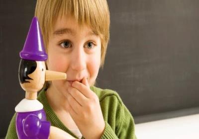 علت دروغ گویی در کودکان چیست