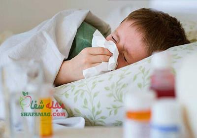 درمان سریع آنفولانزا در کودکان