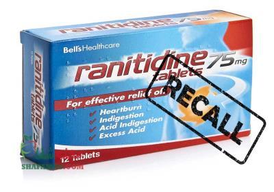 رانیتیدین سرطان زاست