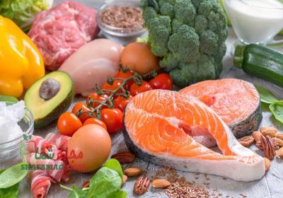 مواد غذایی مناسب برای بهبود سریع زخم
